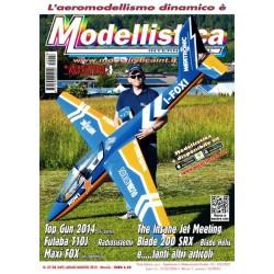 Modellistica Rivista di modellismo n°07/08 Luglio / Agosto 2014