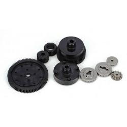 ECX Set trasmissione in plastica per Ruckus (art. ECX1022)
