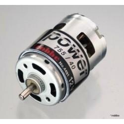 Aviotiger Motore a spazzole Power 755/40 (art. 4491)