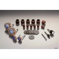 Robbe Set utensili per levigare, 25 pezzi (art. 57300001)
