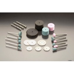 Robbe Set utensili per tagliare e levigare, 60 pezzi (57300005