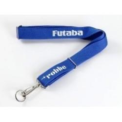 Robbe - Futaba Cinghia a tracolla in tessuto blu (art. F1550)