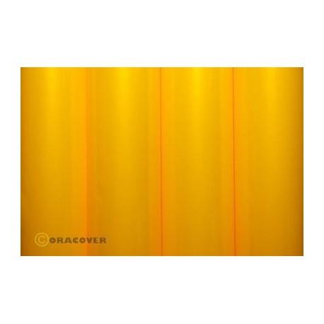 Oracover 2 mt Giallo oro PERLATO (art. 21-037-002)