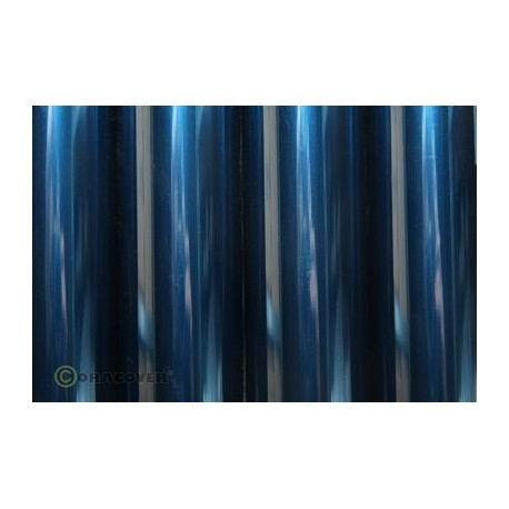 Oracover 2 mt Blu TRASPARENTE (art. 21-059-002)