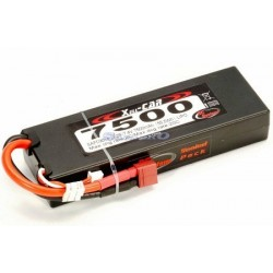 Rc System Batteria Li-po 7,4V 7500mAh 2S 20C (art. SAF09014)