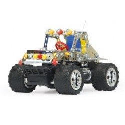 Jamara Metal Construction Jeep 27MHz (art. 403680)