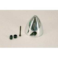 Ripmax Ogiva in alluminio 2 pale 70mm 1/4 UNF (art. RE-RMX5070)