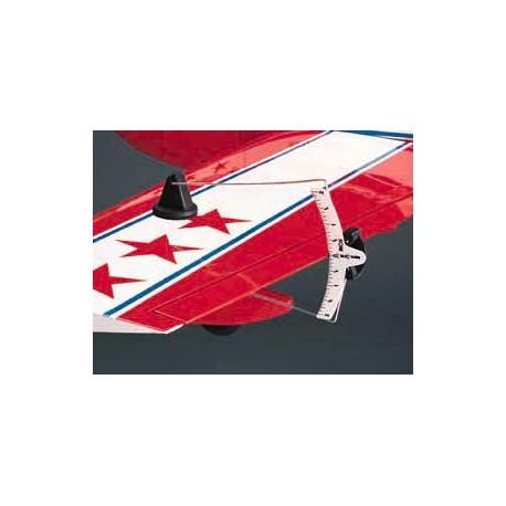 Great Planes Misuratore di escursione parti mobili (art. GPMR2405)