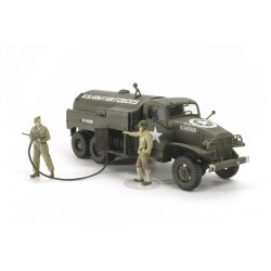 Tamiya US Airfield Fuel Truck - 2 1/2 Ton 6x6 (art. 32579)