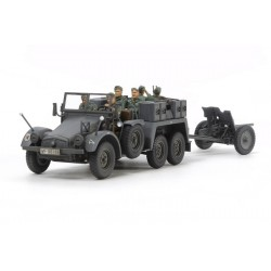 Tamiya German 6x4 Towing Truck Kfz.69 (art. TA32580)