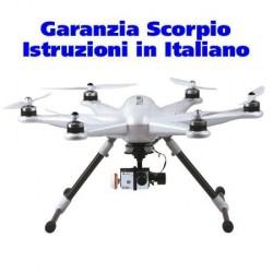 Esacottero TALI500 FPV F12 Gimbal 3D GoPro Ready M2 TALIH500GOM2