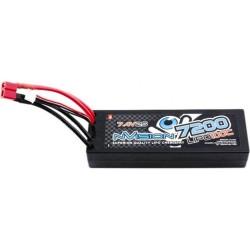 nVision Batteria Li-po Factory Pro 2S 7,4V 7200mAh 100C Deans (art. NVO1119)