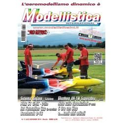 Modellistica Rivista di modellismo n°11 Novembre 2014