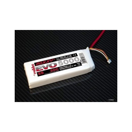 Robbe Batteria Li-po Roxxy Evo 2S 7,4V 5000mAh 30C (art. 6636)