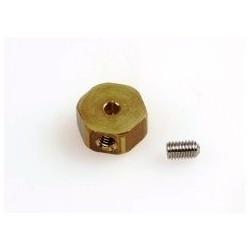 Robbe Trascinatore esagonale 10mm foro 5mm (art. 1705)