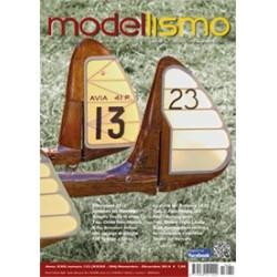 Modellismo Rivista di modellismo N°132 Novembre - Dicembre 2014