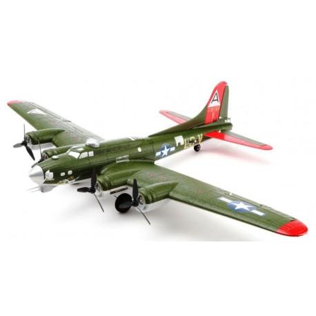 E-flite UMX B-17G Flying Fortress BNF AS3X Technology (EFLU5380)