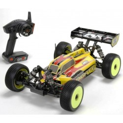 Team Losi 1/8 8IGHT-E 3.0 4WD Electric Buggy RTR AVC (LOS04003C)