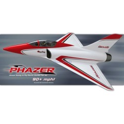 Great Planes Phazer EDF con ventola e motore (art. GPMA1802)