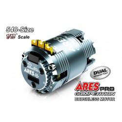 SkyRc Motore Ares PRO 1/10 BL Sensor 17.5T 2200KV (SK400003-31)