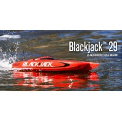 Pro Boat Catamarano Blackjack 29 inch V3 Brushless RTR (art. PRB08011C)