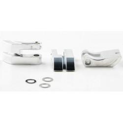 Kyosho Ceppi di ricambio frizione alluminio 3 pz (art. IFW339)