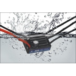 Hobbywing Regolatore marino SeaKing 30A V3 (art. HW30302060)