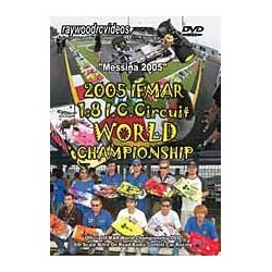 Ray Wood Rc Videos DVD 2005 IFMAR 1/8 I.C. Circuit Messina World Championship on road nitro (art. RWP028)