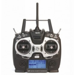 Graupner Radiocomando MZ-12 HoTT 6 canali (art. S1002)