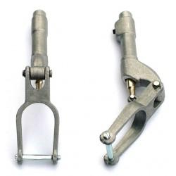 Eurokit Coppia carrelli Alari Molleggiati mm.120 (art. CAR/15082/000)