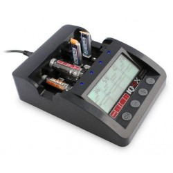 Orion Carica batterie Advantage IQ-4X per AA / AAA, 3,7 / 3,3V LiPo (art. ORI30250)