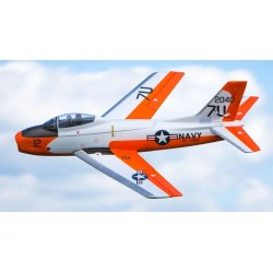 E-flite FJ-2 Fury 15 DF BNF Basic con AS3X Technology (EFL7250)