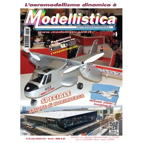 Modellistica Rivista di modellismo n°03 Marzo 2015