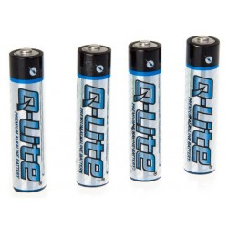 Robitronic Batterie Alkaline Mini stilo tipo AAA 4 pzz (art. R05102)