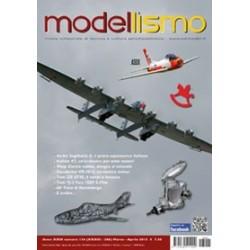 Modellismo Rivista di modellismo N°134 Marzo - Aprile 2015