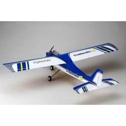 Kyosho Aeromodello Calmato Alpha 40 Trainer Blu (art. 11231BL)