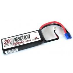 Dynamite Batteria Li-Po 3S 11,1V 2200mAh 20C (art. DYN9201)