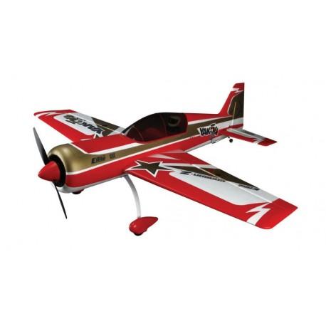 E-Flite Aeromodello Carbon-Z YAK 54 3X PNP (art. EFL10575)