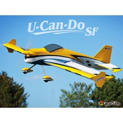 Great Planes U-Can-Do 3D SF EP/GP .55 ARF (art. GPMA1272)