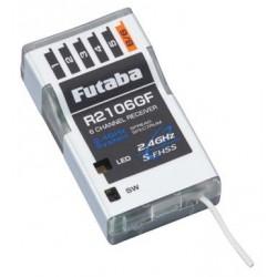 Futaba Ricevente 6 Canali R2106GF 2,4GHz FHSS (art. 102)