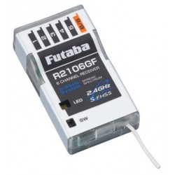 Futaba Ricevente 6 Canali R2106GF 2,4GHz FHSS (art. FU102)