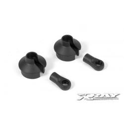 Xray Composite Shock Parts (art. 358020)