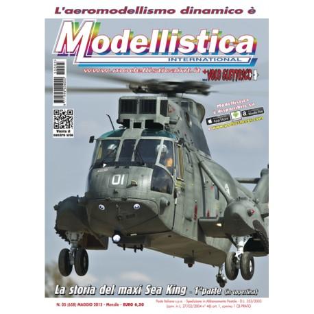 Modellistica Rivista di modellismo n°05 Maggio 2015