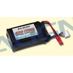 Align Batteria Li-Po 3S1P 11,1V 850mAh 30C (art. HBP85001)