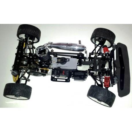 Crono Automodello Crono SPX Rally Game GT 1/8 Kit (art. SPX)