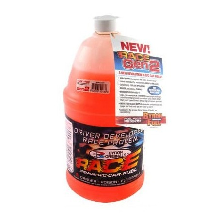 Byron Race 2500 WORLDS Blend Olio 8% Nitro 25% (art. B3130700)