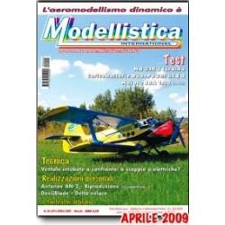 Modellistica Rivista di modellismo n°04 Aprile 2009