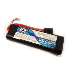 EZpower Batteria Li-po 7,4V 4000mAh 30/60C HV Plug (art. EZP4000/2-TXX)
