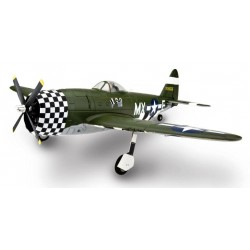 E-flite Aeromodello P-47D Thunderbolt BNF Basic (art. EFL6850)