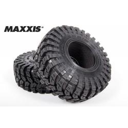 Axial Coppia gomme 1.9 Trepador Tires R35 con spugna (art. AX12019)